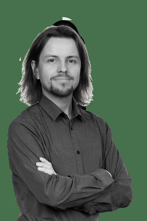 Portrait von Robert Harzewski, Anwalt für Datenschutzrecht